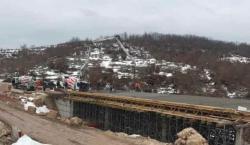 Nevesinje: U Zovom Dolu niče moderan most