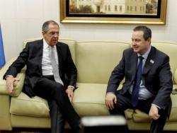 Lavrov u pismu Dačiću - podrška Srbiji u vezi sa KiM