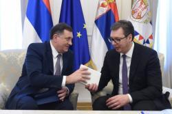 Srbija ponovo pomaže RS - Trebinje na listi