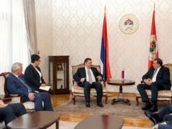 Predsjednik Srpske razgovarao sa Rusima o rekonstrukciji TE 'Gacko' i 'Ugljevik'