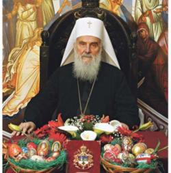 Vaskršnja poslanica patrijarha srpskog Irineja: Brak temelj zdrave i nerazorive porodice