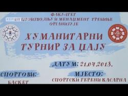 Trebinje: FPM za Džaju (VIDEO)