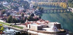 Višegrad: Na osam lokacija puštena u rad nova led rasvjeta