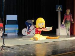 Trebinje: Izvedena dječija predstava 'Mirka'