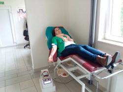 Radnici HET-a darovali krv