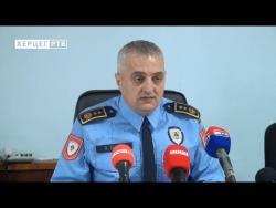 PU Trebinje: Stanje bezbjednosti zadovoljavajuće (VIDEO)