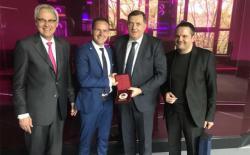 Dodik : Dogovorena saradnja Srpske i Dojče telekoma