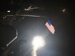 SAD, Britanija i Francuska napale Siriju, dejstvovala sirijska PVO