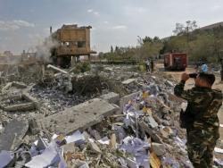 U Siriji mirno jutro, dan nakon napada