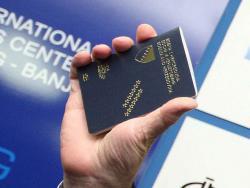 Izdato više od 275 hiljada pasoša treće generacije