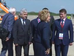 Matvijenko stigla u Banjaluku