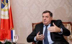 Dodik u Foči prisustvuje pokaznoj vježbi 'Drina 2018'