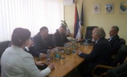Dodik: Slijede milionska ulaganja u fočansku bolnicu, put do Tjentišta prioritet