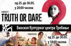 Program trebinjskog bioskopa od 26. do 30. aprila (VIDEO)