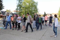Nevesinjski osnovci ugostili drugare iz Beograda