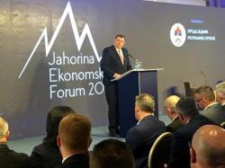 Otvoren Jahorina ekonomski forum - U fokusu regionalna saradnja