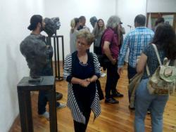 U Višegradu otvorena izložba skulptura Jelene Božović Đurđević