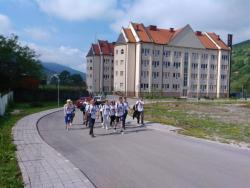 Stanari Studentskog doma Foča pješače pod Ostrog: Na put ljubavi i molitve krenulo 12 studenata