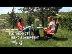 NAJAVA: Razgovor sa Tijanom Bošković (VIDEO)