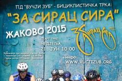 """Najava: Biciklistička trka """"Za sirac sira"""""""