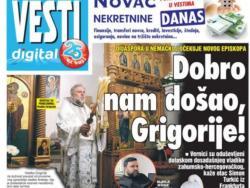 Srbi u Njemačkoj s oduševljenjem dočekuju vladiku Grigorija