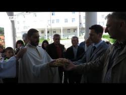 Nevesinje: Crkva Svetog Vasilija i Bolnica proslavile krsnu slavu (VIDEO)