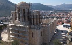 Vladika Grigorije: Pomoći ću da se završi sve što je započeto u Mostaru