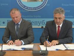 Potpisan ugovor o rekonstrukciji prečistača vode u Nevesinju