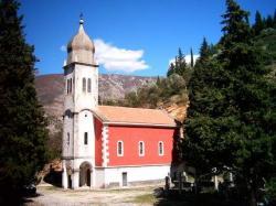 Danas je slava hrama u Stocu gdje je dugo vremena službovao 'Otac Slobo'  - arhimandrit Simeon Dobrićevski (VIDEO)