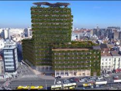 Gradi se prva 'zelena zgrada' u Srbiji