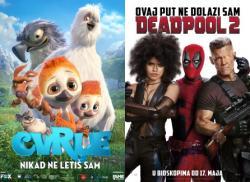 Novi filmovi u trebinjskom bioskopu do 22. maja (VIDEO)