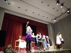 Омладинско позориште из Гацка побрало аплаузе у Фочи