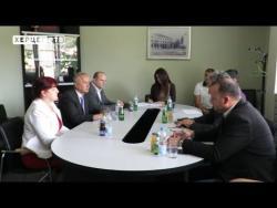 Ministarka Davidović u posjeti Nevesinju (VIDEO)