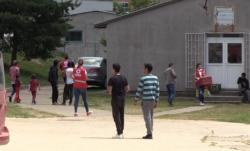 Mirno u migrantskom centru u Salakovcu