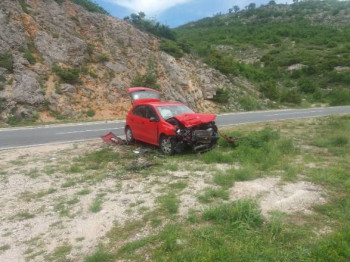 Trebinjac preminuo od povreda zadobijenih u saobraćajnoj nesreći