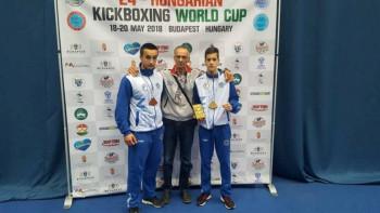 Nevesinjac Ivan Petković osvojio zlatnu medalju na Svjetskom kupu
