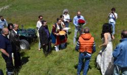 Monika Beluči na hercegovačkom Tibetu