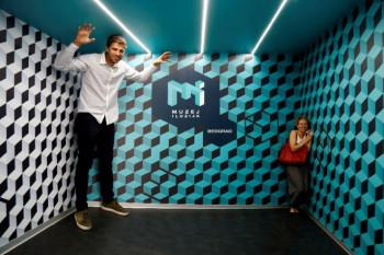 U Beogradu otvoren Muzej iluzija