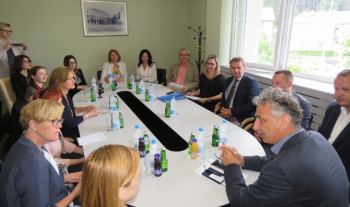 Višečlana delegacija UNDP-a sa partnerima danas posjetila Nevesinje