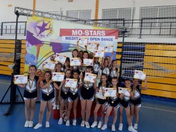 Sedam medalja za 'Lets dens' u Mostaru