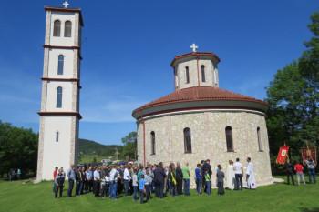 Nevesinje: Crkva na Odžaku proslavila krsnu slavu (FOTO)