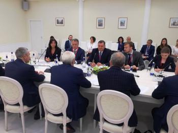 Dodik se sastao sa Poltavčenkom, kasnije i sa Putinom