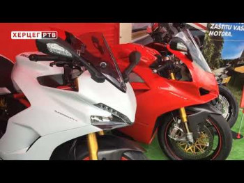 Herceg RTV na Moto festu u Banjaluci (VIDEO)