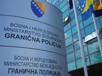 Spriječen ulazak 23 migranta u BiH