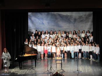 Muzička škola priredila godišnji koncert