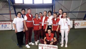 Гачани представници регије Источна Херцеговина на Републичком такмичењу екипа прве помоћи Црвеног крста РС