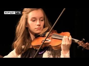 Održan godišnji koncert učenika Muzičke škole (VIDEO)