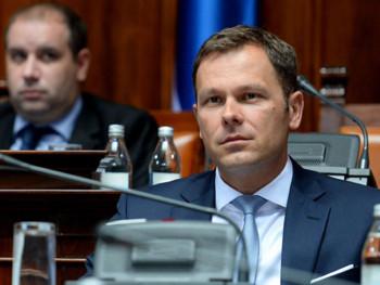Skupština Srbije odlučila: Siniša Mali novi ministar finansija