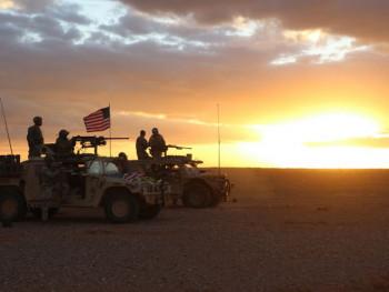 SAD zatvaraju bazu u Siriji - ruska vojna policija preuzima kontrolu nad jugom