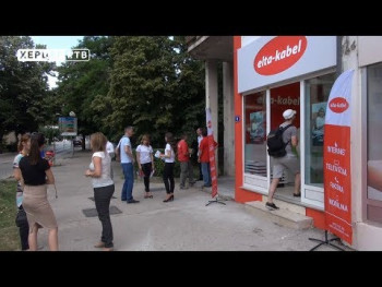 Kompanija Elta - Kabel otvorila poslovnicu u Trebinju (VIDEO)